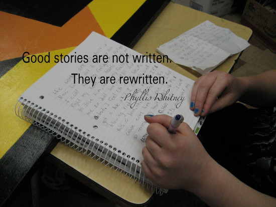 10 ways to make writing revisions