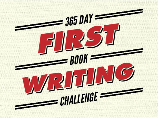 How to write a book in one year