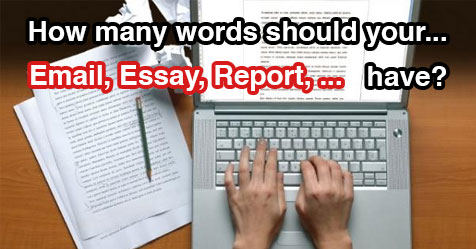long 50 word essay