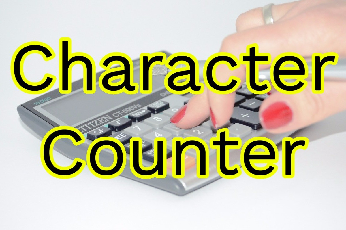 Character Counter - WordCounter.net