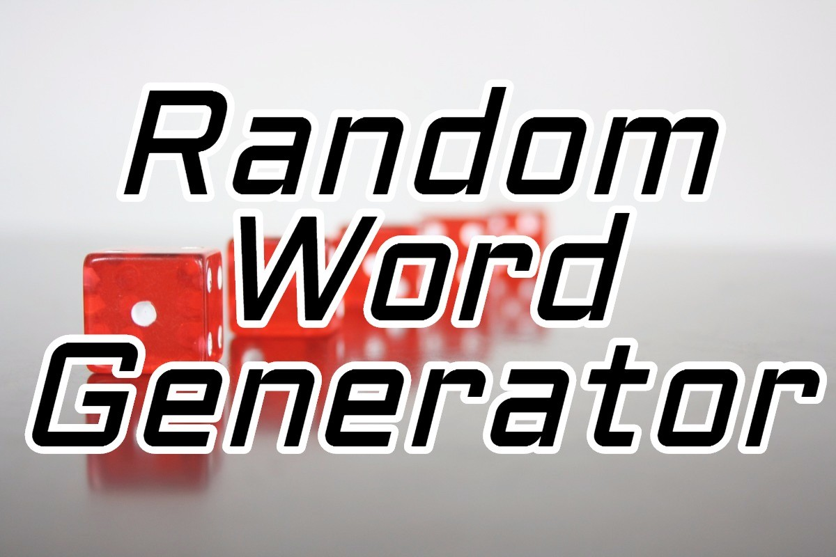 Random Word Generator - WordCounter net