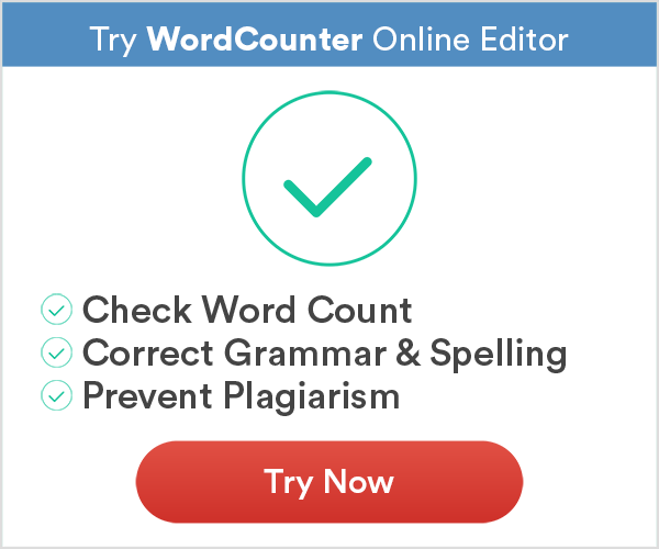 Check Word Count