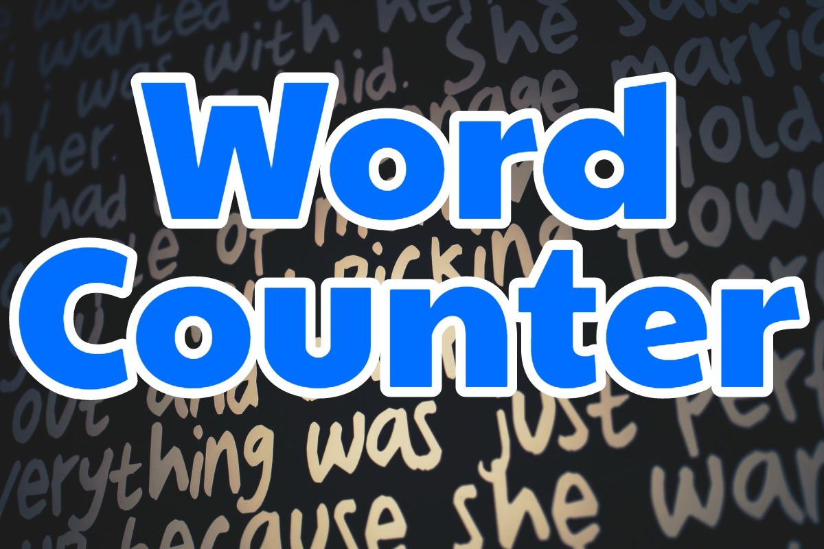 WordCounter - Count Words & Correct Writing